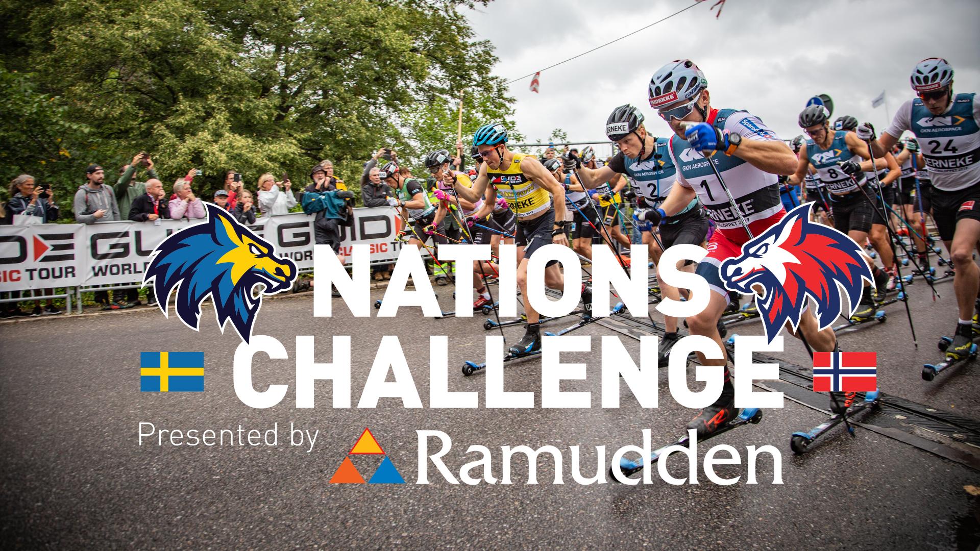 nations challenge - Alliansloppet