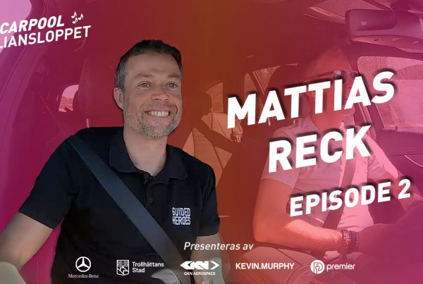 Vignette guest carpool Alliansloppet Mattias Reck