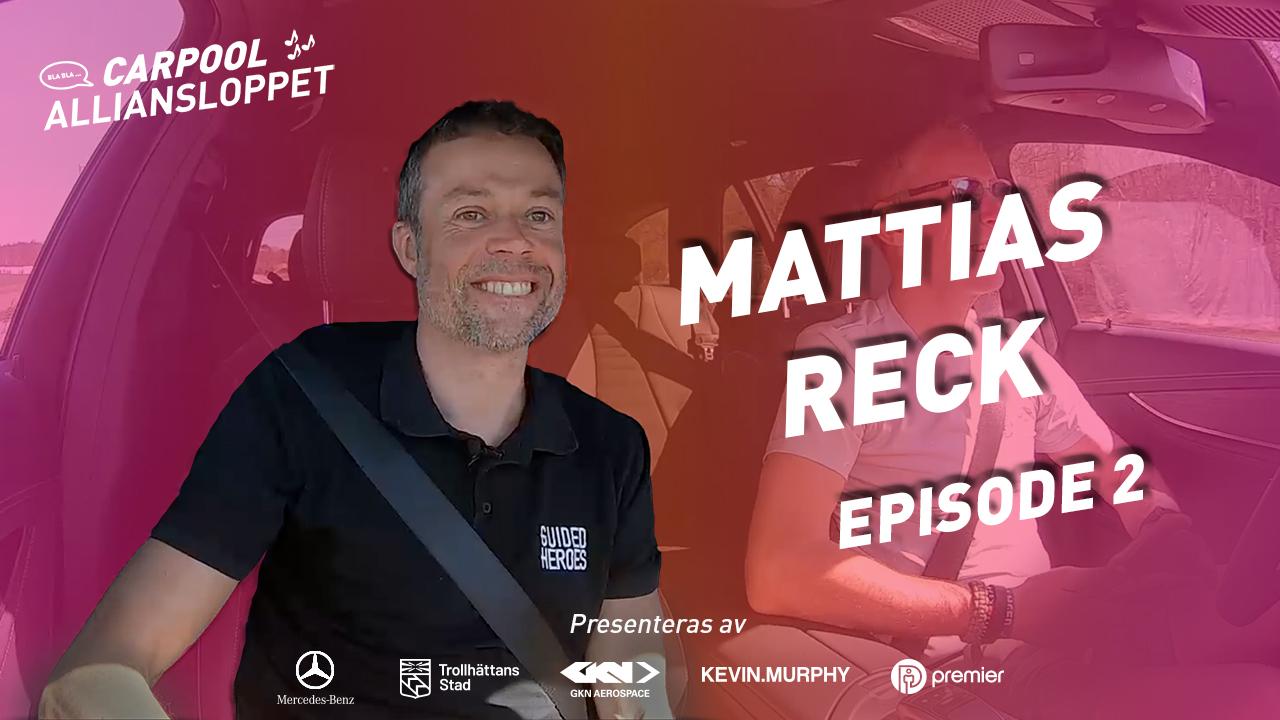 Vignette guest carpool Alliansloppet Mattias Reck