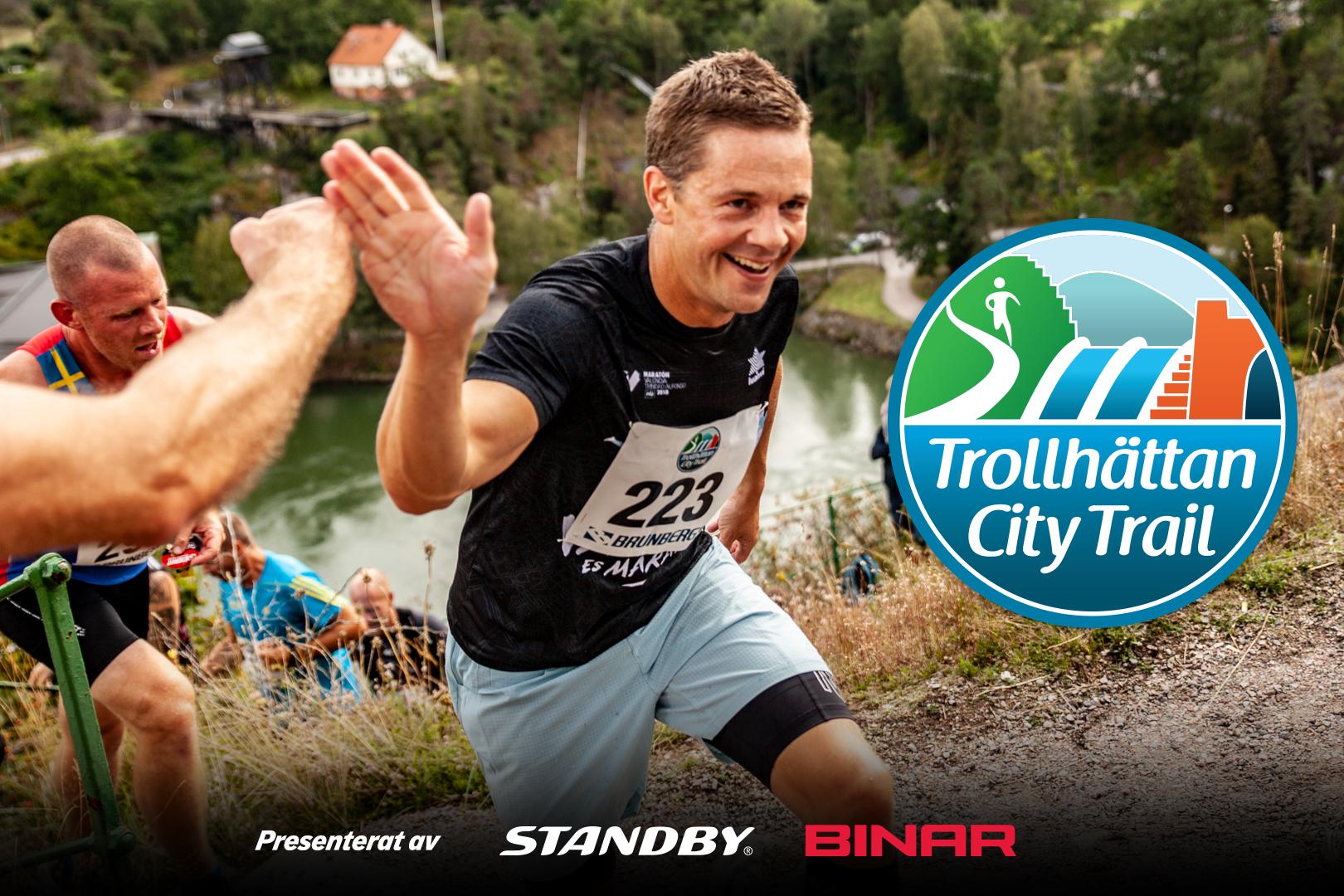 Trollhättan City Trail